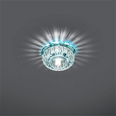 Светильник Gauss Backlight BL019 Кристал, G9, LED 4000KХрустальные<br>Встраиваемые светильники – популярное осветительное оборудование, которое можно использовать в качестве основного источника или в дополнение к люстре. Они позволяют создать нужную атмосферу атмосферу и привнести в интерьер уют и комфорт.   Интернет-магазин «Светодом» предлагает стильный встраиваемый светильник Gauss Crystal BL019. Данная модель достаточно универсальна, поэтому подойдет практически под любой интерьер. Перед покупкой не забудьте ознакомиться с техническими параметрами, чтобы узнать тип цоколя, площадь освещения и другие важные характеристики.   Приобрести встраиваемый светильник Gauss Crystal BL019 в нашем онлайн-магазине Вы можете либо с помощью «Корзины», либо по контактным номерам. Мы развозим заказы по Москве, Екатеринбургу и остальным российским городам.<br><br>S освещ. до, м2: 3<br>Тип лампы: галогенная/LED<br>Тип цоколя: G9<br>Количество ламп: 1<br>MAX мощность ламп, Вт: 50<br>Диаметр, мм мм: 85<br>Диаметр врезного отверстия, мм: 65<br>Высота, мм: 55