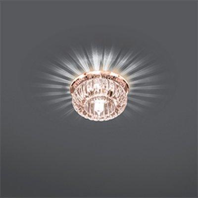 Светильник Gauss Backlight BL020 Кристал, G9, LED 2700KХрустальные<br>Встраиваемые светильники – популярное осветительное оборудование, которое можно использовать в качестве основного источника или в дополнение к люстре. Они позволяют создать нужную атмосферу атмосферу и привнести в интерьер уют и комфорт.   Интернет-магазин «Светодом» предлагает стильный встраиваемый светильник Gauss Crystal BL020. Данная модель достаточно универсальна, поэтому подойдет практически под любой интерьер. Перед покупкой не забудьте ознакомиться с техническими параметрами, чтобы узнать тип цоколя, площадь освещения и другие важные характеристики.   Приобрести встраиваемый светильник Gauss Crystal BL020 в нашем онлайн-магазине Вы можете либо с помощью «Корзины», либо по контактным номерам. Мы развозим заказы по Москве, Екатеринбургу и остальным российским городам.<br><br>S освещ. до, м2: 3<br>Тип лампы: галогенная/LED<br>Тип цоколя: G9<br>Количество ламп: 1<br>Диаметр, мм мм: 85<br>Диаметр врезного отверстия, мм: 65<br>Высота, мм: 55<br>MAX мощность ламп, Вт: 50