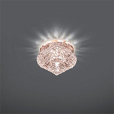 Светильник Gauss Backlight BL026 Кристал, G9, LED 2700KХрустальные<br>Встраиваемые светильники – популярное осветительное оборудование, которое можно использовать в качестве основного источника или в дополнение к люстре. Они позволяют создать нужную атмосферу атмосферу и привнести в интерьер уют и комфорт.   Интернет-магазин «Светодом» предлагает стильный встраиваемый светильник Gauss Crystal BL026. Данная модель достаточно универсальна, поэтому подойдет практически под любой интерьер. Перед покупкой не забудьте ознакомиться с техническими параметрами, чтобы узнать тип цоколя, площадь освещения и другие важные характеристики.   Приобрести встраиваемый светильник Gauss Crystal BL026 в нашем онлайн-магазине Вы можете либо с помощью «Корзины», либо по контактным номерам. Мы развозим заказы по Москве, Екатеринбургу и остальным российским городам.<br><br>S освещ. до, м2: 3<br>Тип лампы: галогенная/LED<br>Тип цоколя: G9<br>Количество ламп: 1<br>MAX мощность ламп, Вт: 50<br>Диаметр, мм мм: 85<br>Диаметр врезного отверстия, мм: 65<br>Высота, мм: 75