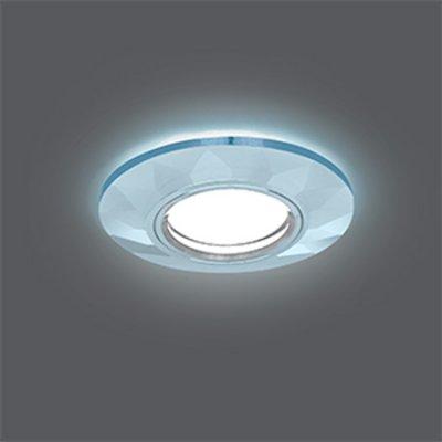 Светильник Gauss Backlight BL057 Круг Гран. Кристалл/Хром, Gu5.3, LED 4100KКруглые<br>Встраиваемые светильники – популярное осветительное оборудование, которое можно использовать в качестве основного источника или в дополнение к люстре. Они позволяют создать нужную атмосферу атмосферу и привнести в интерьер уют и комфорт.   Интернет-магазин «Светодом» предлагает стильный встраиваемый светильник Gauss Backlight BL057. Данная модель достаточно универсальна, поэтому подойдет практически под любой интерьер. Перед покупкой не забудьте ознакомиться с техническими параметрами, чтобы узнать тип цоколя, площадь освещения и другие важные характеристики.   Приобрести встраиваемый светильник Gauss Backlight BL057 в нашем онлайн-магазине Вы можете либо с помощью «Корзины», либо по контактным номерам. Мы развозим заказы по Москве, Екатеринбургу и остальным российским городам.<br><br>S освещ. до, м2: 3<br>Тип лампы: галогенная/LED<br>Тип цоколя: GU5.3 (MR16)<br>Цвет арматуры: серебристый<br>Количество ламп: 1<br>Диаметр, мм мм: 95<br>Диаметр врезного отверстия, мм: 65<br>Высота, мм: 25<br>MAX мощность ламп, Вт: 50