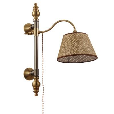 Купить со скидкой Светильник настенный бра Crystal lux BOMB AP1 1250/401
