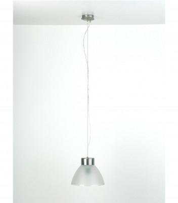 Светильник Brilliant 79770/13 KORFUСнято с производства<br><br><br>Тип товара: Светильник подвесной<br>Тип лампы: накал-я - энергосбер-я<br>Тип цоколя: E27<br>Количество ламп: 1<br>MAX мощность ламп, Вт: 60<br>Поверхность арматуры: матовый<br>Цвет арматуры: хром