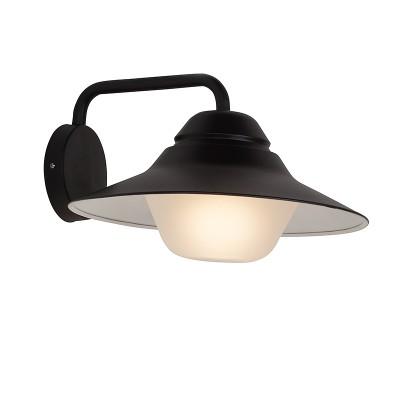 Светильник потолочный Brilliant 96242/63 MalmНастенные<br>Обеспечение качественного уличного освещения – важная задача для владельцев коттеджей. Компания «Светодом» предлагает современные светильники, которые порадуют Вас отличным исполнением. В нашем каталоге представлена продукция известных производителей, пользующихся популярностью благодаря высокому качеству выпускаемых товаров.   Уличный светильник Brilliant 96242/63 не просто обеспечит качественное освещение, но и станет украшением Вашего участка. Модель выполнена из современных материалов и имеет влагозащитный корпус, благодаря которому ей не страшны осадки.   Купить уличный светильник Brilliant 96242/63, представленный в нашем каталоге, можно с помощью онлайн-формы для заказа. Чтобы задать имеющиеся вопросы, звоните нам по указанным телефонам.<br><br>Тип лампы: накаливания / энергосберегающая / светодиодная<br>Тип цоколя: Е27<br>Цвет арматуры: черный<br>Количество ламп: 1<br>Диаметр, мм мм: 335<br>Высота, мм: 200<br>Поверхность арматуры: матовый<br>MAX мощность ламп, Вт: 42