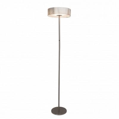 Лампа напольня Brilliant G92993/13 JaninМодерн<br>Торшер – это не просто функциональный предмет интерьера, позволяющий обеспечить дополнительное освещение, но и оригинальный декоративный элемент. Интернет-магазин «Светодом» предлагает стильные модели от известных производителей по доступным ценам. У нас Вы найдете и классические напольные светильники, и современные варианты.   Торшер G92993/13 Brilliant сразу же привлекает внимание благодаря своему необычному дизайну. Модель выполнена из качественных материалов, что обеспечит ее надежную и долговечную работу. Такой напольный светильник можно использовать для интерьера не только гостиной, но и спальни или кабинета.   Купить торшер G92993/13 Brilliant по выгодной стоимости Вы можете с помощью нашего сайта. Мы доставляем заказы по Москве, Екатеринбургу и другим городам России.<br><br>Тип лампы: накаливания / энергосберегающая / светодиодная<br>Тип цоколя: E27<br>Количество ламп: 1<br>MAX мощность ламп, Вт: 30<br>Диаметр, мм мм: 380<br>Высота, мм: 1800<br>Поверхность арматуры: матовый, глянцевый<br>Цвет арматуры: серебристый