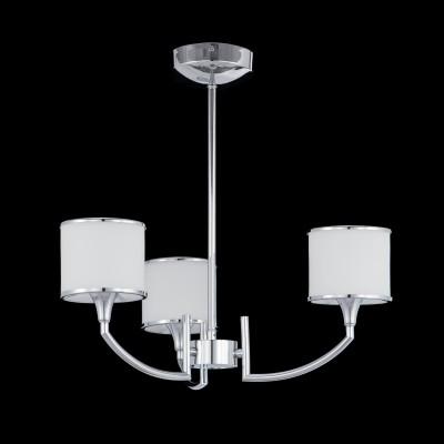 Светильник люстра Brizzi Серия 02484 MA 02484C/003 ChПотолочные<br>Компания «Светодом» предлагает широкий ассортимент люстр от известных производителей. Представленные в нашем каталоге товары выполнены из современных материалов и обладают отличным качеством. Благодаря широкому ассортименту Вы сможете найти у нас люстру под любой интерьер. Мы предлагаем как классические варианты, так и современные модели, отличающиеся лаконичностью и простотой форм.  Стильная люстра Crystal Lamp H0034C-4L Masergo станет украшением любого дома. Эта модель от известного производителя не оставит равнодушным ценителей красивых и оригинальных предметов интерьера. Люстра Crystal Lamp H0034C-4L Masergo обеспечит равномерное распределение света по всей комнате. При выборе обратите внимание на характеристики, позволяющие приобрести наиболее подходящую модель. Купить понравившуюся люстру по доступной цене Вы можете в интернет-магазине «Светодом». Мы предлагаем доставку не только по Москве и Екатеринбурге, но и по всей России.<br><br>Установка на натяжной потолок: Да<br>S освещ. до, м2: 8<br>Крепление: Планка<br>Тип лампы: накаливания / энергосберегающая / светодиодная<br>Тип цоколя: E14<br>Количество ламп: 3<br>MAX мощность ламп, Вт: 40<br>Диаметр, мм мм: 540<br>Высота, мм: 700<br>Поверхность арматуры: глянцевый<br>Цвет арматуры: серебристый<br>Общая мощность, Вт: 120