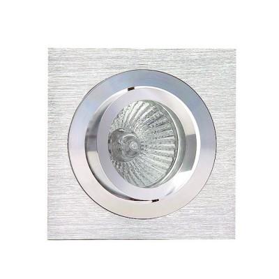 Светильник встраиваемый Mantra C0002 BASICOТочечные светильники квадратные<br>Встраиваемые светильники – популярное осветительное оборудование, которое можно использовать в качестве основного источника или в дополнение к люстре. Они позволяют создать нужную атмосферу атмосферу и привнести в интерьер уют и комфорт.   Интернет-магазин «Светодом» предлагает стильный встраиваемый светильник Mantra C0002. Данная модель достаточно универсальна, поэтому подойдет практически под любой интерьер. Перед покупкой не забудьте ознакомиться с техническими параметрами, чтобы узнать тип цоколя, площадь освещения и другие важные характеристики.   Приобрести встраиваемый светильник Mantra C0002 в нашем онлайн-магазине Вы можете либо с помощью «Корзины», либо по контактным номерам. Мы развозим заказы по Москве, Екатеринбургу и остальным российским городам.<br><br>Тип лампы: галогенная/LED<br>Тип цоколя: GU10<br>Цвет арматуры: серебристый<br>Ширина, мм: 92<br>Высота, мм: 24<br>MAX мощность ламп, Вт: 50