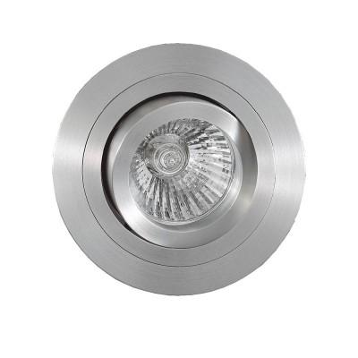 Mantra C0005 Встраиваемый светильникКруглые встраиваемые светильники<br><br><br>Тип лампы: Накаливания / энергосбережения / светодиодная<br>Тип цоколя: GU10<br>Диаметр, мм мм: 92<br>Высота, мм: 24<br>MAX мощность ламп, Вт: 50