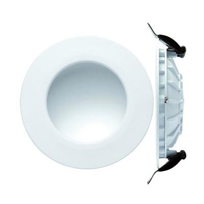 Mantra C0048 Встраиваемый светильникСветодиодные круглые светильники<br><br><br>Цветовая t, К: 4000<br>Тип лампы: LED<br>Тип цоколя: LED<br>Диаметр, мм мм: 144<br>Высота, мм: 55