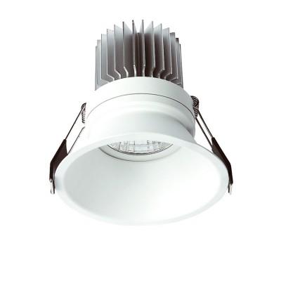 Светильник спот Mantra C0071 FORMENTERAСветодиодные круглые светильники<br><br><br>Цветовая t, К: 3000<br>Тип лампы: LED<br>Цвет арматуры: белый матовый<br>Диаметр, мм мм: 82<br>Высота, мм: 112<br>MAX мощность ламп, Вт: 7