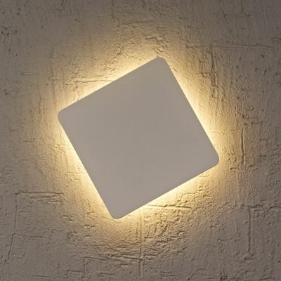 Настенный светильник бра Mantra C0103 BORA BORAквадратные светильники<br>Настенно-потолочные светильники – это универсальные осветительные варианты, которые подходят для вертикального и горизонтального монтажа. В интернет-магазине «Светодом» Вы можете приобрести подобные модели по выгодной стоимости. В нашем каталоге представлены как бюджетные варианты, так и эксклюзивные изделия от производителей, которые уже давно заслужили доверие дизайнеров и простых покупателей.  Настенно-потолочный светильник Mantra C0103 станет прекрасным дополнением к основному освещению. Благодаря качественному исполнению и применению современных технологий при производстве эта модель будет радовать Вас своим привлекательным внешним видом долгое время. Приобрести настенно-потолочный светильник Mantra C0103 можно, находясь в любой точке России.<br><br>S освещ. до, м2: 2<br>Цветовая t, К: 3000<br>Тип лампы: LED<br>Цвет арматуры: белый матовый<br>Ширина, мм: 130<br>Расстояние от стены, мм: 31<br>Высота, мм: 130<br>MAX мощность ламп, Вт: 6