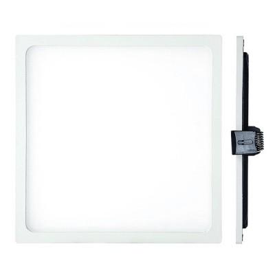 Светильник спот Mantra C0192 SAONAСветодиодные квадратные светильники<br>Встраиваемые светильники – популярное осветительное оборудование, которое можно использовать в качестве основного источника или в дополнение к люстре. Они позволяют создать нужную атмосферу атмосферу и привнести в интерьер уют и комфорт.   Интернет-магазин «Светодом» предлагает стильный встраиваемый светильник Mantra C0192. Данная модель достаточно универсальна, поэтому подойдет практически под любой интерьер. Перед покупкой не забудьте ознакомиться с техническими параметрами, чтобы узнать тип цоколя, площадь освещения и другие важные характеристики.   Приобрести встраиваемый светильник Mantra C0192 в нашем онлайн-магазине Вы можете либо с помощью «Корзины», либо по контактным номерам. Мы развозим заказы по Москве, Екатеринбургу и остальным российским городам.<br><br>Цветовая t, К: 4000<br>Тип лампы: LED<br>Цвет арматуры: белый матовый<br>Ширина, мм: 170<br>Длина, мм: 170<br>Высота, мм: 25<br>MAX мощность ламп, Вт: 18