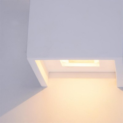 Бра Maytoni C155-WL-02-3W-W ParmaХай-тек<br><br><br>Тип цоколя: LED 580 LM<br>Цвет арматуры: Белый<br>Ширина, мм: 100<br>Глубина, мм: 100<br>Высота, мм: 100<br>MAX мощность ламп, Вт: 3