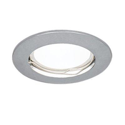 Светильник Gauss Metal CA003 Круг. Хром, Gu5.3Круглые<br>Встраиваемые светильники – популярное осветительное оборудование, которое можно использовать в качестве основного источника или в дополнение к люстре. Они позволяют создать нужную атмосферу атмосферу и привнести в интерьер уют и комфорт.   Интернет-магазин «Светодом» предлагает стильный встраиваемый светильник Gauss Metal CA003. Данная модель достаточно универсальна, поэтому подойдет практически под любой интерьер. Перед покупкой не забудьте ознакомиться с техническими параметрами, чтобы узнать тип цоколя, площадь освещения и другие важные характеристики.   Приобрести встраиваемый светильник Gauss Metal CA003 в нашем онлайн-магазине Вы можете либо с помощью «Корзины», либо по контактным номерам. Мы развозим заказы по Москве, Екатеринбургу и остальным российским городам.<br><br>S освещ. до, м2: 3<br>Тип лампы: галогенная/LED<br>Тип цоколя: GU5.3 (MR16)<br>Количество ламп: 1<br>MAX мощность ламп, Вт: 50<br>Диаметр, мм мм: 75<br>Диаметр врезного отверстия, мм: 60<br>Высота, мм: 25<br>Цвет арматуры: серебристый