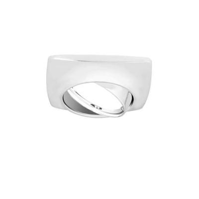 Светильник Gauss Metal Exclusive CA067 Круг. Хром, Gu5.3Металлические потолочные светильники<br><br><br>Тип лампы: галогенная/LED - светодиодная<br>Тип цоколя: GU5.3<br>Цвет арматуры: серебристый<br>Количество ламп: 1<br>Ширина, мм: 85<br>Диаметр врезного отверстия, мм: 80<br>Высота, мм: 38<br>Поверхность арматуры: глянцевая<br>Оттенок (цвет): серебристый<br>MAX мощность ламп, Вт: 50