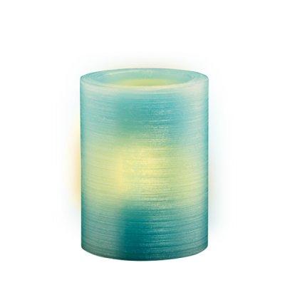 Свеча JAZZway CL1-E34Bl (голуб.)Декоративные свечи<br>Светодиодная восковая свеча предназначена для декоративного освещения внутри помещений<br>Эффект мерцающей свечи<br>Безопасна, нет дыма и копоти<br>Очень экономична<br><br>Тип лампы: LED<br>Диаметр, мм мм: 74<br>Высота, мм: 100