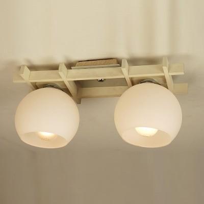 Citilux Нарита CL114122 ЛюстраПотолочные<br>Потолочный светильник Citilux CL114122 Нарита придется по вкусу всем ценителям, предпочитающим натуральные материалы при оформлении интерьера – его крепление и арматура выполнены из массива дуба. Светлые оттенки делают этот источник света прекрасно подходящим в любую цветовую гамму помещения, что в сочетании с оригинальной формой всегда будет привлекать к себе восхищенное внимание Ваших гостей. Дополнят и украсят общую «линию» стиля настенные бра из этой же серии.<br><br>Установка на натяжной потолок: Ограничено<br>S освещ. до, м2: 13<br>Крепление: Планка<br>Тип лампы: накаливания / энергосбережения / LED-светодиодная<br>Тип цоколя: E27<br>Количество ламп: 2<br>Ширина, мм: 160<br>MAX мощность ламп, Вт: 100<br>Размеры: Длина 40см, Ширина 16см, Высота  19см, деревянные части - массив дуба.<br>Длина, мм: 400<br>Высота, мм: 190<br>Поверхность арматуры: матовый<br>Цвет арматуры: белый, серебристый хром
