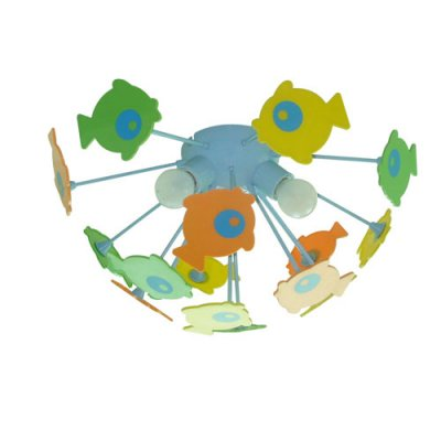 Люстра для детской Citilux CL1300Для детской<br>Компания «Светодом» предлагает широкий ассортимент люстр от известных производителей. Представленные в нашем каталоге товары выполнены из современных материалов и обладают отличным качеством. Благодаря широкому ассортименту Вы сможете найти у нас люстру под любой интерьер. Мы предлагаем как классические варианты, так и современные модели, отличающиеся лаконичностью и простотой форм. <br>Стильная люстра Citilux cl1300 станет украшением любого дома. Эта модель от известного производителя не оставит равнодушным ценителей красивых и оригинальных предметов интерьера. Люстра Citilux cl1300 обеспечит равномерное распределение света по всей комнате. При выборе обратите внимание на характеристики, позволяющие приобрести наиболее подходящую модель. <br>Купить понравившуюся люстру по доступной цене Вы можете в интернет-магазине «Светодом».<br><br>Установка на натяжной потолок: Да<br>S освещ. до, м2: 6<br>Крепление: Планка<br>Тип лампы: галогенная<br>Тип цоколя: E14<br>Цвет арматуры: голубой<br>Количество ламп: 3<br>Диаметр, мм мм: 420<br>Высота, мм: 230<br>Оттенок (цвет): разноцветный<br>MAX мощность ламп, Вт: 60