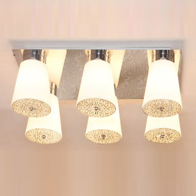 Citilux Омега CL134161 ЛюстраПотолочные<br>Если Вы находитесь в поиске стильного, оригинального источника света для комнаты площадью до 24 кв.м. и невысоким потолком, то рекомендуем обратить внимание на светильник Citilux CL134161 Омега. Современная конструкция, светлые «металлические» оттенки и отсутствие «утяжеляющих» декоративных элементов создают эффектный образ, который идеально подойдет к интерьеру в стиле «модерн»! Эта люстра станет настоящим украшением и предметом восхищения Ваших гостей в любой по функциональному назначению комнате. Рекомендуем Вам дополнительно<br><br>Установка на натяжной потолок: Ограничено<br>S освещ. до, м2: 24<br>Крепление: Планка<br>Тип лампы: накаливания / энергосбережения / LED-светодиодная<br>Тип цоколя: E27<br>Количество ламп: 6<br>Ширина, мм: 350<br>MAX мощность ламп, Вт: 60<br>Длина, мм: 540<br>Высота, мм: 200<br>Поверхность арматуры: глянцевый<br>Цвет арматуры: серебристый хром