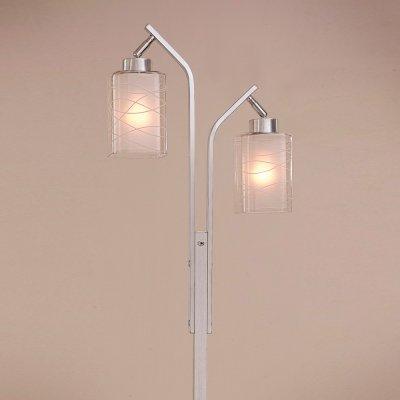 Citilux Румба CL159922 ТоршерСовременные<br>Торшер – это не просто функциональный предмет интерьера, позволяющий обеспечить дополнительное освещение, но и оригинальный декоративный элемент. Интернет-магазин «Светодом» предлагает стильные модели от известных производителей по доступным ценам. У нас Вы найдете и классические напольные светильники, и современные варианты.   Торшер CL159922 Citilux сразу же привлекает внимание благодаря своему необычному дизайну. Модель выполнена из качественных материалов, что обеспечит ее надежную и долговечную работу. Такой напольный светильник можно использовать для интерьера не только гостиной, но и спальни или кабинета.   Купить торшер CL159922 Citilux по выгодной стоимости Вы можете с помощью нашего сайта. У нас склады в Москве, Екатеринбурге, Санкт-Петербурге, Новосибирске и другим городам России.<br><br>S освещ. до, м2: 10<br>Тип лампы: накаливания / энергосбережения / LED-светодиодная<br>Тип цоколя: E27<br>Количество ламп: 2<br>Ширина, мм: 150<br>MAX мощность ламп, Вт: 75<br>Длина, мм: 400<br>Высота, мм: 1500<br>Поверхность арматуры: глянцевый<br>Цвет арматуры: серебристый хром, алюминий