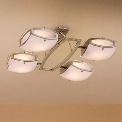 Citilux Берген CL161143 ЛюстраПотолочные<br><br><br>Установка на натяжной потолок: Ограничено<br>S освещ. до, м2: 15<br>Крепление: Планка<br>Тип товара: Люстра<br>Тип лампы: Накаливания / энергосбережения / светодиодная<br>Тип цоколя: E27<br>Количество ламп: 4<br>Ширина, мм: 600<br>MAX мощность ламп, Вт: 75<br>Размеры: Высота 22см, Габариты 60х53см, плафоны с возможностью поворота на шарнире.<br>Длина, мм: 530<br>Высота, мм: 220<br>Цвет арматуры: бронзовый