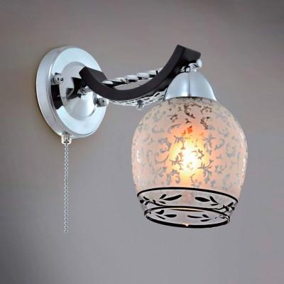 Citilux CL165311 Светильник настенный браМодерн<br><br><br>S освещ. до, м2: 4<br>Тип лампы: накаливания / энергосбережения / LED-светодиодная<br>Тип цоколя: E14<br>Количество ламп: 1<br>Ширина, мм: 130<br>MAX мощность ламп, Вт: 60<br>Размеры: Ширина 13см, Высота 22см, Глубина 24см, с выключателем<br>Расстояние от стены, мм: 240<br>Высота, мм: 220<br>Цвет арматуры: серебристый хром, черный