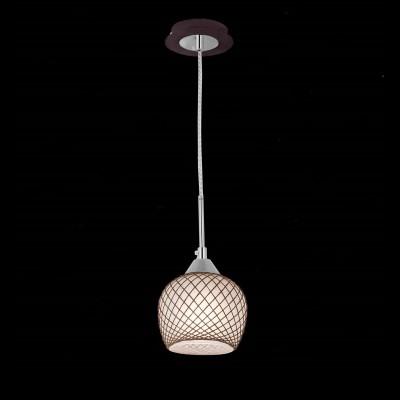 CL171112Одиночные<br><br><br>S освещ. до, м2: 4<br>Тип лампы: Накаливания / энергосбережения / светодиодная<br>Тип цоколя: E27<br>Количество ламп: 1<br>MAX мощность ламп, Вт: 75<br>Диаметр, мм мм: 160<br>Высота, мм: 450 - 1450