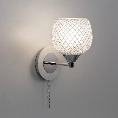 Светильник Citilux бра CL171311Современные<br><br><br>Тип лампы: Накаливания / энергосбережения / светодиодная<br>Тип цоколя: E27<br>Количество ламп: 1<br>Ширина, мм: 190<br>Длина, мм: 160<br>Высота, мм: 240<br>MAX мощность ламп, Вт: 75