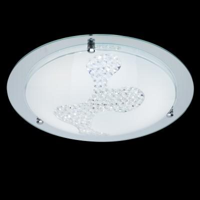 Светильник Maytoni CL213-11-W RimanКруглые<br>Настенно-потолочные светильники – это универсальные осветительные варианты, которые подходят для вертикального и горизонтального монтажа. В интернет-магазине «Светодом» Вы можете приобрести подобные модели по выгодной стоимости. В нашем каталоге представлены как бюджетные варианты, так и эксклюзивные изделия от производителей, которые уже давно заслужили доверие дизайнеров и простых покупателей.  Настенно-потолочный светильник Maytoni CL213-11-W станет прекрасным дополнением к основному освещению. Благодаря качественному исполнению и применению современных технологий при производстве эта модель будет радовать Вас своим привлекательным внешним видом долгое время. Приобрести настенно-потолочный светильник Maytoni CL213-11-W можно, находясь в любой точке России.<br><br>S освещ. до, м2: 7<br>Тип лампы: LED<br>Тип цоколя: LED<br>Цвет арматуры: серебристый<br>Диаметр, мм мм: 415<br>Высота, мм: 90<br>MAX мощность ламп, Вт: 18