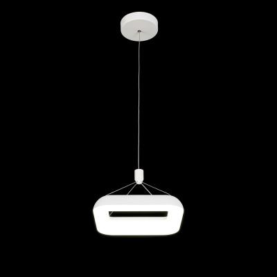 Citilux Паркер CL225211 Подвесодиночные подвесные светильники<br><br><br>Цветовая t, К: 3000<br>Тип лампы: LED<br>Тип цоколя: LED<br>Ширина, мм: 250<br>Длина, мм: 250<br>Высота, мм: 1000<br>MAX мощность ламп, Вт: 12