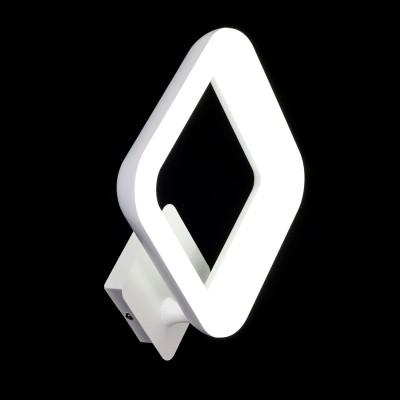 Citilux Паркер CL225411 БраХай-тек<br><br><br>Цветовая t, К: 3000<br>Тип лампы: LED<br>Тип цоколя: LED<br>Ширина, мм: 315<br>MAX мощность ламп, Вт: 12<br>Расстояние от стены, мм: 115