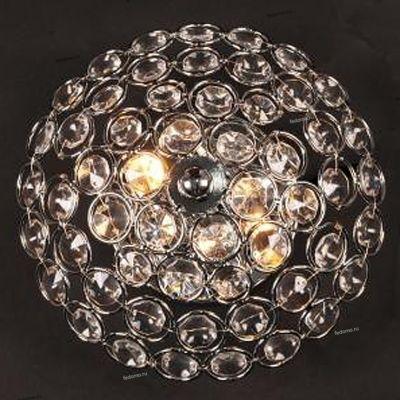 Citilux Шарм CL316321 Светильник настенно-потолочныйкруглые светильники<br>Настенно-потолочные светильники – это универсальные осветительные варианты, которые подходят для вертикального и горизонтального монтажа. В интернет-магазине «Светодом» Вы можете приобрести подобные модели по выгодной стоимости. В нашем каталоге представлены как бюджетные варианты, так и эксклюзивные изделия от производителей, которые уже давно заслужили доверие дизайнеров и простых покупателей.  Настенно-потолочный светильник Citilux CL316321 станет прекрасным дополнением к основному освещению. Благодаря качественному исполнению и применению современных технологий при производстве эта модель будет радовать Вас своим привлекательным внешним видом долгое время. Приобрести настенно-потолочный светильник Citilux CL316321 можно, находясь в любой точке России.<br><br>S освещ. до, м2: 5<br>Крепление: потолочное<br>Тип лампы: галогенная / LED-светодиодная<br>Тип цоколя: G9<br>Цвет арматуры: серебристый хром<br>Количество ламп: 2<br>Диаметр, мм мм: 230<br>Размеры: Диаметр 23 см, высота 13 см. Диаметр основания 12 см.<br>Расстояние от стены, мм: 130<br>Поверхность арматуры: глянцевый<br>MAX мощность ламп, Вт: 40