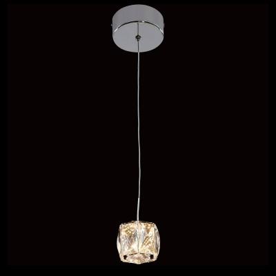 Citilux Спектра CL320011 Подвесной светильникОдиночные<br>Подвесной светильник – это универсальный вариант, подходящий для любой комнаты. Сегодня производители предлагают огромный выбор таких моделей по самым разным ценам. В каталоге интернет-магазина «Светодом» мы собрали большое количество интересных и оригинальных светильников по выгодной стоимости. Вы можете приобрести их в Москве, Екатеринбурге и любом другом городе России.  Подвесной светильник Citilux CL320011 сразу же привлечет внимание Ваших гостей благодаря стильному исполнению. Благородный дизайн позволит использовать эту модель практически в любом интерьере. Она обеспечит достаточно света и при этом легко монтируется. Чтобы купить подвесной светильник Citilux CL320011, воспользуйтесь формой на нашем сайте или позвоните менеджерам интернет-магазина.<br><br>S освещ. до, м2: 2<br>Цветовая t, К: 3000К<br>Тип цоколя: LED<br>Количество ламп: 1<br>MAX мощность ламп, Вт: 5W<br>Диаметр, мм мм: 90<br>Высота, мм: 170 - 1000