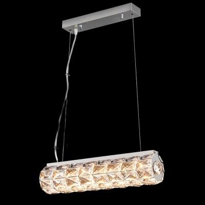 Citilux Спектра CL320321 Светильник подвеснойСветодиодные<br>Подвесной светильник – то универсальный вариант, подходщий дл лбой комнаты. Сегодн производители предлагат огромный выбор таких моделей по самым разным ценам. В каталоге интернет-магазина «Светодом» мы собрали большое количество интересных и оригинальных светильников по выгодной стоимости. Вы можете приобрести их с доставкой в Москву, Екатеринбург и лбой другой город России.  Подвесной светильник Citilux CL320321 сразу же привлечет внимание Ваших гостей благодар стильному исполнени. Благородный дизайн позволит использовать ту модель практически в лбом интерьере. Она обеспечит достаточно света и при том легко монтируетс. Чтобы купить подвесной светильник Citilux CL320321, воспользуйтесь формой на нашем сайте или позвоните менеджерам интернет-магазина.<br><br>Цветова t, К: 3000K<br>Тип лампы: LED-светодиодна<br>Тип цокол: LED<br>Количество ламп: 24<br>Ширина, мм: 100<br>MAX мощность ламп, Вт: 1<br>Длина, мм: 450<br>Высота, мм: 300 - 1100