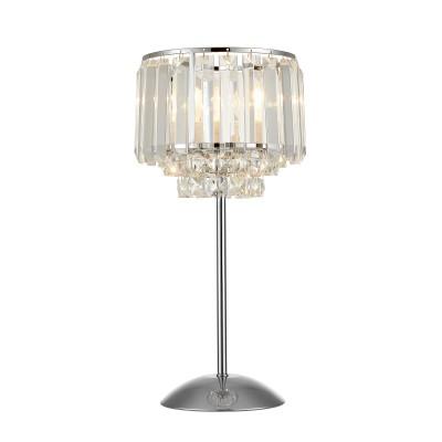 Citilux CL330811 Светильник настольныйХрустальные<br>Настольная лампа – это не просто источник дополнительного освещения, но и оригинальный элемент декора. Его можно установить в спальне, гостиной, кабинете и других комнатах. Интернет-магазин «Светодом» предлагает настольные лампы разных стилей по доступным ценам. Благодаря большому ассортименту Вы обязательно найдете в нашем каталоге именно ту модель, которую искали. <br> Настольная лампа Citilux CL330811 – прекрасный вариант для завершения интерьера. Ее можно включить одновременно с люстрой для более яркого освещения или без нее для создания уютной атмосферы, настраивающей на отдых. <br> Купить настольную лампу Citilux CL330811 Вы можете с помощью виртуальной «Корзины» или по контактным номерам, указанным на сайте.<br><br>Тип лампы: Накаливания / энергосбережения / светодиодная<br>Тип цоколя: E27<br>Количество ламп: 1<br>Ширина, мм: 200<br>MAX мощность ламп, Вт: 60<br>Длина, мм: 350<br>Высота, мм: 195<br>Цвет арматуры: серебристый