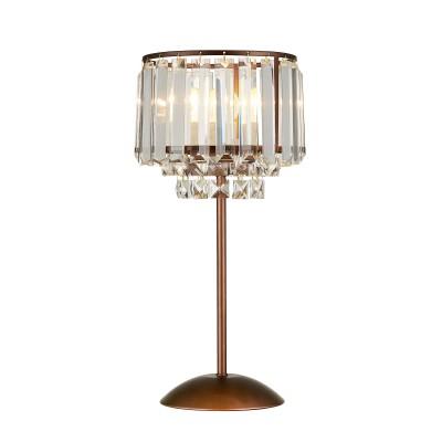 Citilux CL330813 Светильник настольныйХрустальные<br>Настольная лампа – это не просто источник дополнительного освещения, но и оригинальный элемент декора. Его можно установить в спальне, гостиной, кабинете и других комнатах. Интернет-магазин «Светодом» предлагает настольные лампы разных стилей по доступным ценам. Благодаря большому ассортименту Вы обязательно найдете в нашем каталоге именно ту модель, которую искали. <br> Настольная лампа Citilux CL330813 – прекрасный вариант для завершения интерьера. Ее можно включить одновременно с люстрой для более яркого освещения или без нее для создания уютной атмосферы, настраивающей на отдых. <br> Купить настольную лампу Citilux CL330813 Вы можете с помощью виртуальной «Корзины» или по контактным номерам, указанным на сайте.<br><br>Тип лампы: Накаливания / энергосбережения / светодиодная<br>Тип цоколя: E27<br>Количество ламп: 1<br>Ширина, мм: 200<br>MAX мощность ламп, Вт: 60<br>Длина, мм: 350<br>Высота, мм: 195<br>Цвет арматуры: коричневый