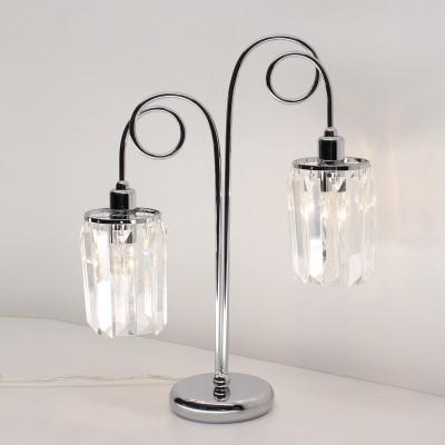 Citilux CL330821 СветильникХрустальные<br>Настольная лампа – это не просто источник дополнительного освещения, но и оригинальный элемент декора. Его можно установить в спальне, гостиной, кабинете и других комнатах. Интернет-магазин «Светодом» предлагает настольные лампы разных стилей по доступным ценам. Благодаря большому ассортименту Вы обязательно найдете в нашем каталоге именно ту модель, которую искали. <br> Настольная лампа Citilux CL330821 – прекрасный вариант для завершения интерьера. Ее можно включить одновременно с люстрой для более яркого освещения или без нее для создания уютной атмосферы, настраивающей на отдых. <br> Купить настольную лампу Citilux CL330821 Вы можете с помощью виртуальной «Корзины» или по контактным номерам, указанным на сайте.<br><br>Тип лампы: Накаливания / энергосбережения / светодиодная<br>Тип цоколя: E14<br>Количество ламп: 2<br>MAX мощность ламп, Вт: 60<br>Диаметр, мм мм: 380<br>Высота, мм: 430