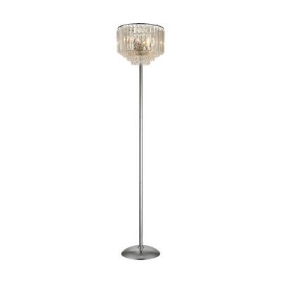 Citilux CL330931 Светильник ТоршерСовременные<br><br><br>S освещ. до, м2: 3<br>Тип лампы: Накаливания / энергосбережения / светодиодная<br>Тип цоколя: E14<br>Цвет арматуры: серебристый хром<br>Количество ламп: 1<br>Диаметр, мм мм: 310<br>Высота, мм: 1500<br>MAX мощность ламп, Вт: 60