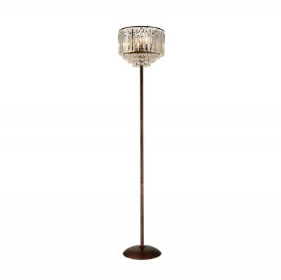 Citilux CL330933 Светильник ТоршерСовременные<br><br><br>S освещ. до, м2: 3<br>Тип лампы: Накаливания / энергосбережения / светодиодная<br>Тип цоколя: E14<br>Цвет арматуры: коричневый<br>Количество ламп: 1<br>Диаметр, мм мм: 310<br>Высота, мм: 1500<br>MAX мощность ламп, Вт: 60