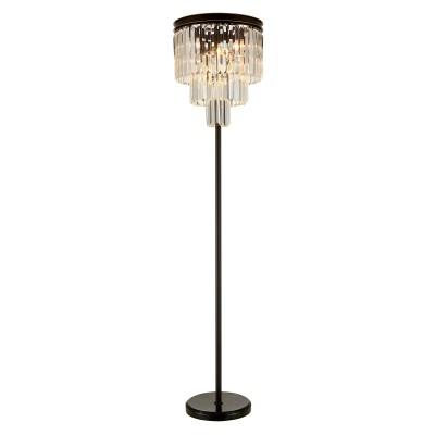 Citilux CL332991 Мартин Светильник ТоршерКлассические<br><br><br>Тип лампы: Накаливания / энергосбережения / светодиодная<br>Тип цоколя: E14<br>Цвет арматуры: черный<br>Количество ламп: 9<br>Диаметр, мм мм: 400<br>Высота, мм: 1700<br>MAX мощность ламп, Вт: 60