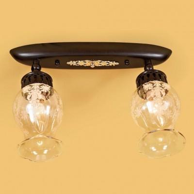 Citilux Метафора CL413121 Светильник поворотный спотДвойные<br>Светильники-споты – это оригинальные изделия с современным дизайном. Они позволяют не ограничивать свою фантазию при выборе освещения для интерьера. Такие модели обеспечивают достаточно качественный свет. Благодаря компактным размерам Вы можете использовать несколько спотов для одного помещения.  Интернет-магазин «Светодом» предлагает необычный светильник-спот Citilux CL413121 по привлекательной цене. Эта модель станет отличным дополнением к люстре, выполненной в том же стиле. Перед оформлением заказа изучите характеристики изделия.  Купить светильник-спот Citilux CL413121 в нашем онлайн-магазине Вы можете либо с помощью формы на сайте, либо по указанным выше телефонам. Обратите внимание, что у нас склады не только в Москве и Екатеринбурге, но и других городах России.<br><br>S освещ. до, м2: 8<br>Тип лампы: накал-я - энергосбер-я<br>Тип цоколя: E14<br>Количество ламп: 2<br>Ширина, мм: 330<br>MAX мощность ламп, Вт: 60<br>Длина, мм: 100<br>Высота, мм: 250<br>Поверхность арматуры: матовый<br>Оттенок (цвет): белый<br>Цвет арматуры: коричневый