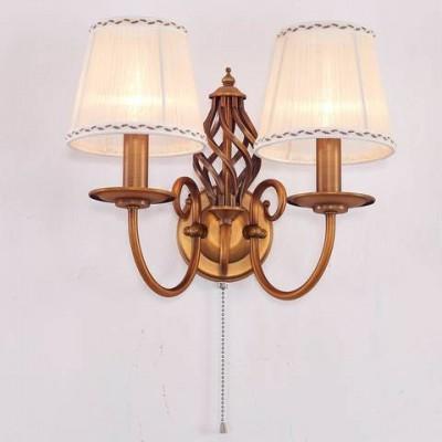 Citilux Ровена CL427321 Светильник настенный браклассические бра<br><br><br>Тип лампы: накаливания / энергосбережения / LED-светодиодная<br>Тип цоколя: E14<br>Цвет арматуры: бронзовый<br>Количество ламп: 2<br>Ширина, мм: 360<br>Расстояние от стены, мм: 240<br>Высота, мм: 290<br>MAX мощность ламп, Вт: 60