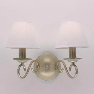 Citilux Ланселот CL428321 Светильник настенный браМодерн<br><br><br>Тип лампы: накаливания / энергосбережения / LED-светодиодная<br>Тип цоколя: E14<br>Количество ламп: 2<br>MAX мощность ламп, Вт: 60<br>Цвет арматуры: бежевый с золотистой патиной