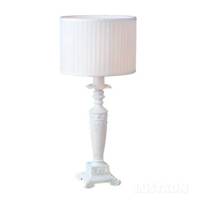 Citilux Альба CL430811 Настольная лампаКлассические<br>Настольная лампа – это не просто источник дополнительного освещения, но и оригинальный элемент декора. Его можно установить в спальне, гостиной, кабинете и других комнатах. Интернет-магазин «Светодом» предлагает настольные лампы разных стилей по доступным ценам. Благодаря большому ассортименту Вы обязательно найдете в нашем каталоге именно ту модель, которую искали.   Настольная лампа Citilux CL430811 – прекрасный вариант для завершения интерьера. Ее можно включить одновременно с люстрой для более яркого освещения или без нее для создания уютной атмосферы, настраивающей на отдых.   Купить настольную лампу Citilux CL430811 Вы можете с помощью виртуальной «Корзины» или по контактным номерам, указанным на сайте.<br><br>Тип лампы: Накаливания / энергосбережения / светодиодная<br>Тип цоколя: E14<br>Количество ламп: 1<br>MAX мощность ламп, Вт: 60<br>Диаметр, мм мм: 250<br>Размеры: Диаметр 25см, Высота 56см<br>Высота, мм: 560<br>Цвет арматуры: белый