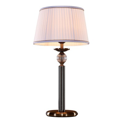 Настольная лампа Citilux CL433813 Гераклассические настольные лампы<br>Настольная лампа – это не просто источник дополнительного освещения, но и оригинальный элемент декора. Его можно установить в спальне, гостиной, кабинете и других комнатах. Интернет-магазин «Светодом» предлагает настольные лампы разных стилей по доступным ценам. Благодаря большому ассортименту Вы обязательно найдете в нашем каталоге именно ту модель, которую искали. <br> Настольная лампа Citilux CL433813 – прекрасный вариант для завершения интерьера. Ее можно включить одновременно с люстрой для более яркого освещения или без нее для создания уютной атмосферы, настраивающей на отдых. <br> Купить настольную лампу Citilux CL433813 Вы можете с помощью виртуальной «Корзины» или по контактным номерам, указанным на сайте.