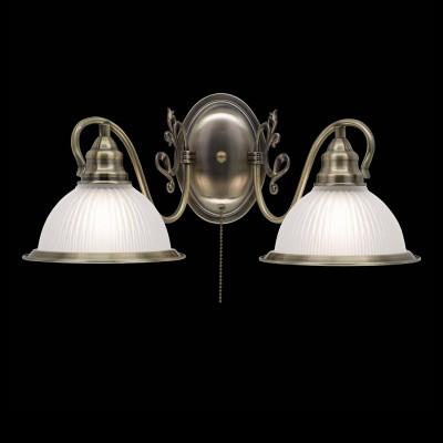 CL434321 Citilux ИДАЛЬГОКлассика<br><br><br>Тип лампы: Накаливания / энергосбережения / светодиодная<br>Тип цоколя: E27<br>Количество ламп: 2<br>MAX мощность ламп, Вт: 75