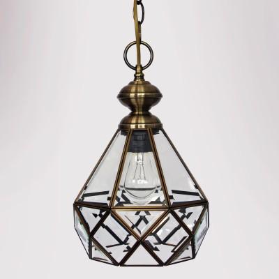 Citilux Витра-1 CL442110 Светильник подвеснойОдиночные<br><br><br>Тип товара: Светильник подвесной<br>Тип лампы: Накаливания / энергосбережения / светодиодная<br>Тип цоколя: E27<br>Количество ламп: 1<br>MAX мощность ламп, Вт: 75<br>Диаметр, мм мм: 220<br>Высота, мм: 500 - 1000<br>Цвет арматуры: бронзовый