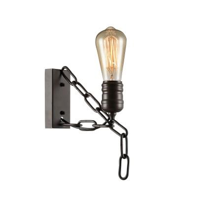 Citilux CL446311 Максвелл Светильник БраЛофт<br><br><br>Тип лампы: Накаливания / энергосбережения / светодиодная<br>Тип цоколя: E27<br>Количество ламп: 1<br>Ширина, мм: 70<br>MAX мощность ламп, Вт: 60<br>Расстояние от стены, мм: 200<br>Высота, мм: 310