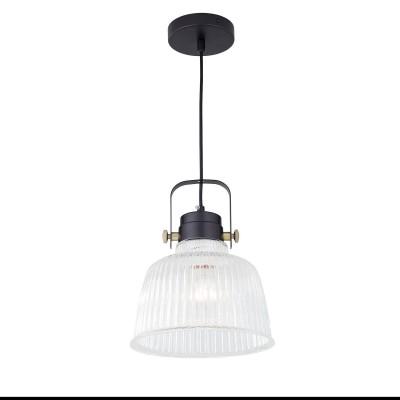 CL448111 Citilux СПЕНСЕРОдиночные<br><br><br>S освещ. до, м2: 4<br>Тип лампы: Накаливания / энергосбережения / светодиодная<br>Тип цоколя: E27<br>Количество ламп: 1<br>MAX мощность ламп, Вт: 75<br>Диаметр, мм мм: 230<br>Высота, мм: 400 - 1200