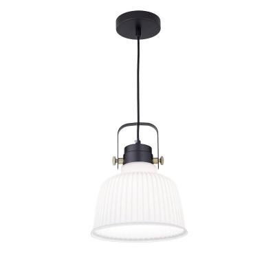 CL448112 Citilux СПЕНСЕРодиночные подвесные светильники<br><br><br>S освещ. до, м2: 4<br>Тип лампы: Накаливания / энергосбережения / светодиодная<br>Тип цоколя: E27<br>Количество ламп: 1<br>Диаметр, мм мм: 230<br>Высота, мм: 400 - 1200<br>MAX мощность ламп, Вт: 75