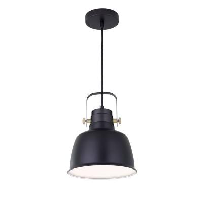 CL448113 Citilux СПЕНСЕРОдиночные<br><br><br>Тип лампы: Накаливания / энергосбережения / светодиодная<br>Тип цоколя: E27<br>Количество ламп: 1<br>MAX мощность ламп, Вт: 75<br>Диаметр, мм мм: 230<br>Высота, мм: 400 - 1200